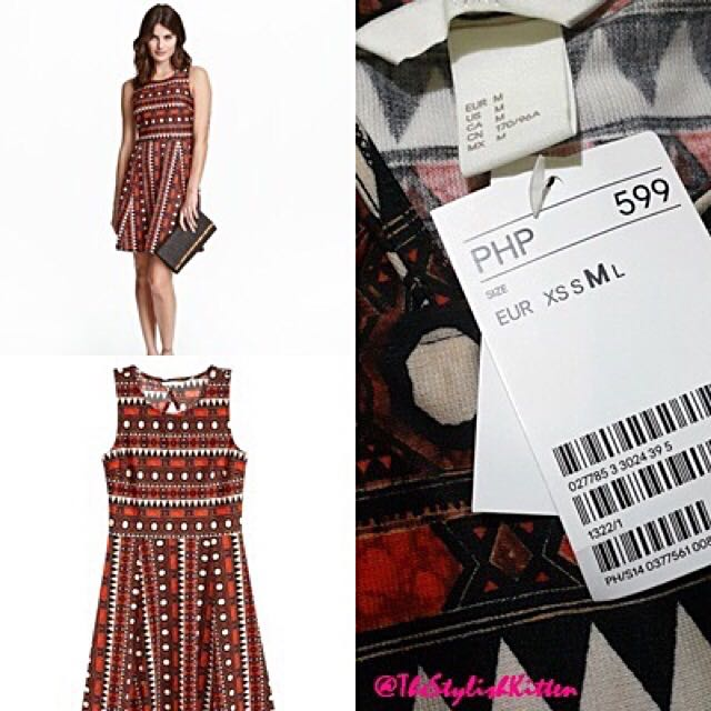 🎀 Authentic H & M Dress