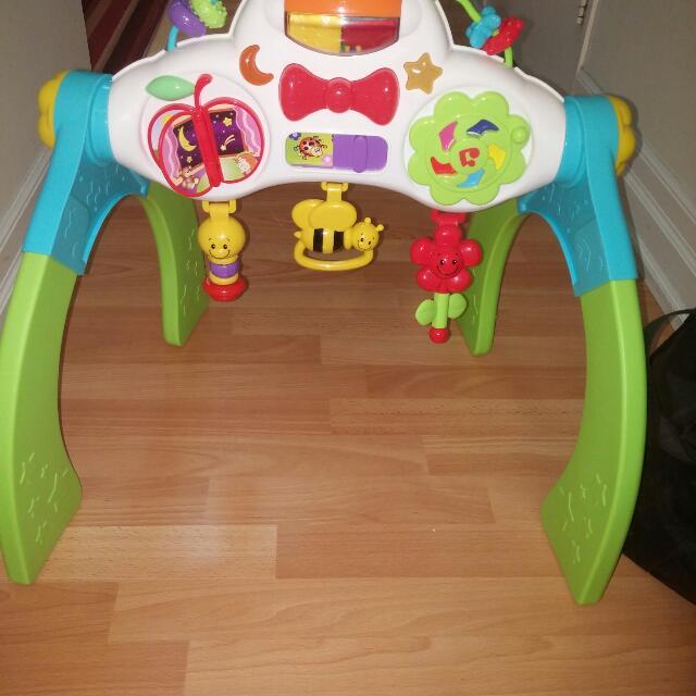 Baby Lie Down Activity Toy