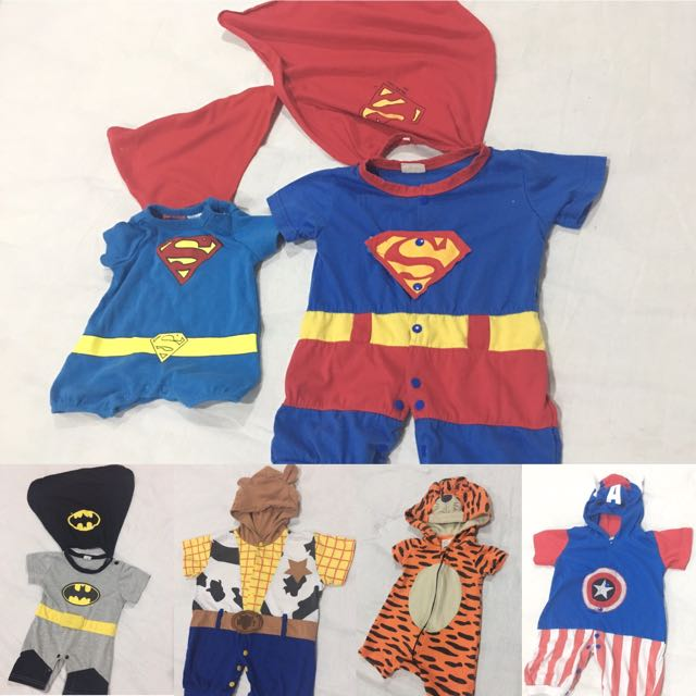 Baby Overall Costumes
