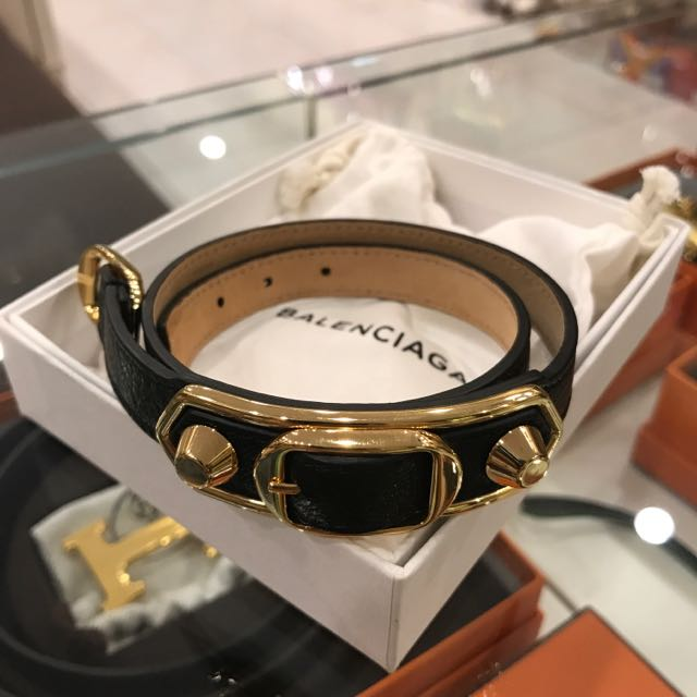 Balenciaga Bracelet Authentic Ori