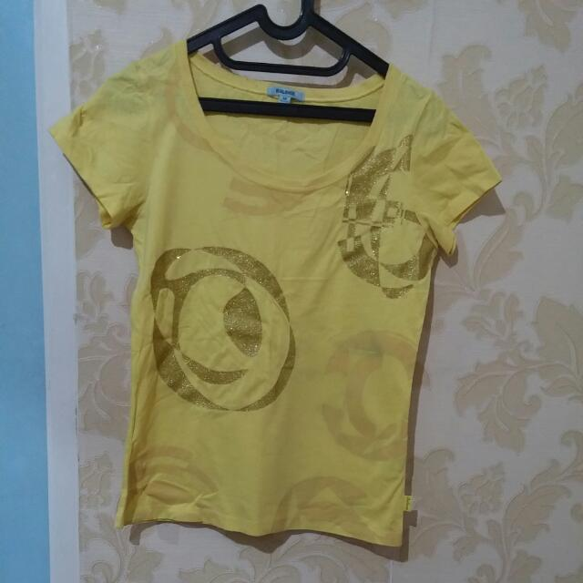 Baleno Yellow Shirt