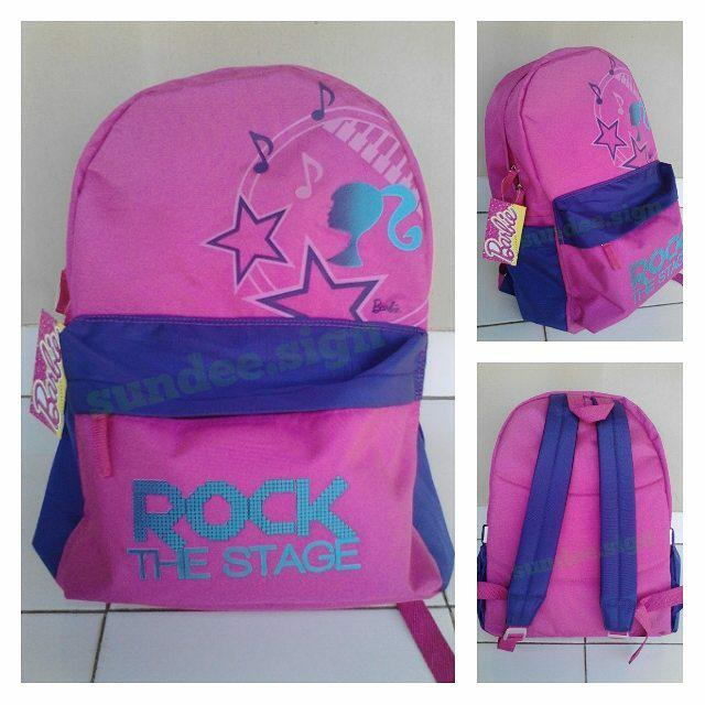 "BARBIE ""Rock the Stage"",  School Backpack"