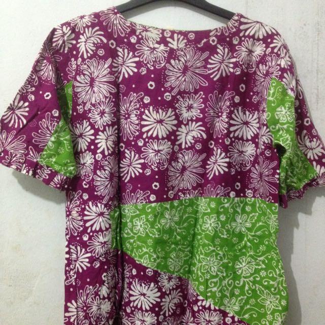 Batik Size XL