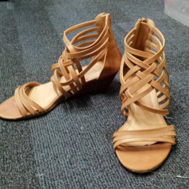 Betts Brown Sandals