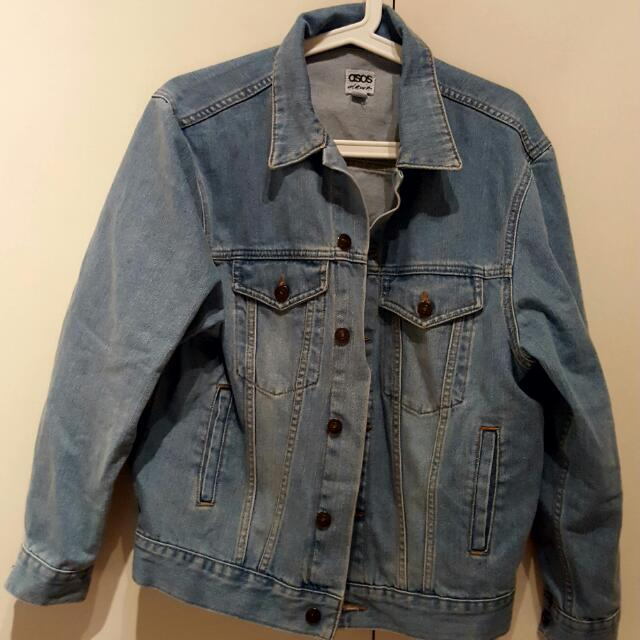 brand new Jeans Jacket from Asos
