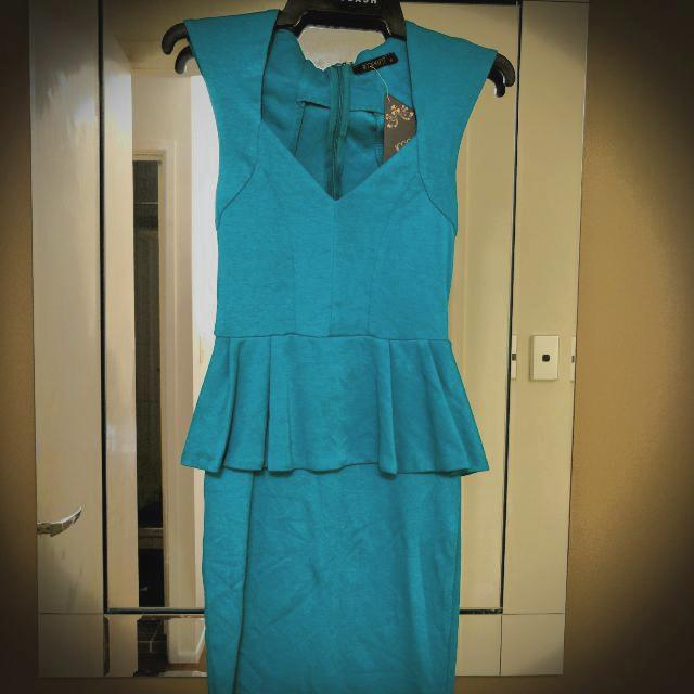 Brand New Teal Dress