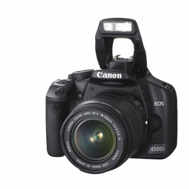 Canon 450D PRICE DROP