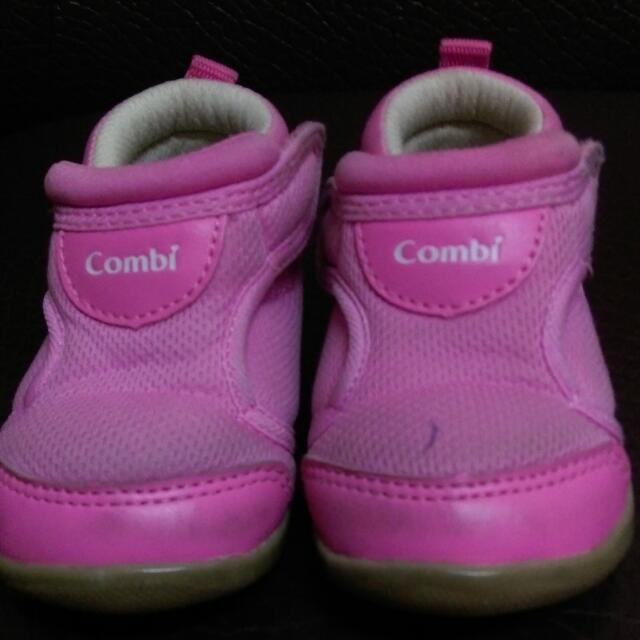 Combi機能型寶寶學步鞋