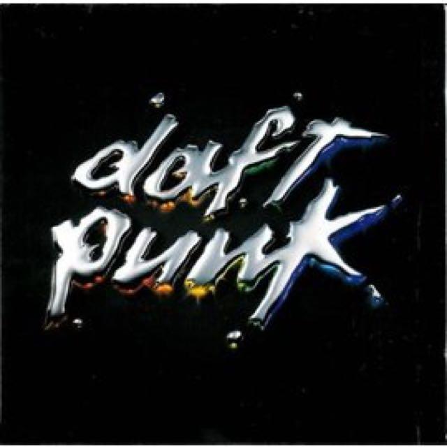Daft Punk 傻瓜龐克 黑膠唱片 雙碟版