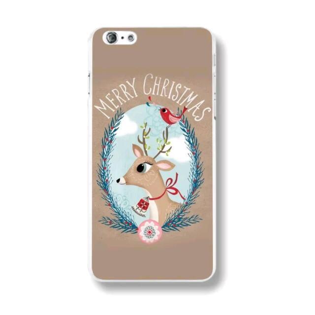 Deer Merry Christmas iPhone Case 6, 5