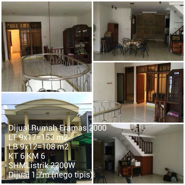 Di Jual Rumah Eramas 2000 Property For Sale On Carousell