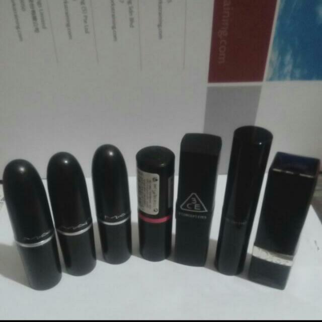 Dior Mac 3CE Essence唇膏(再降)