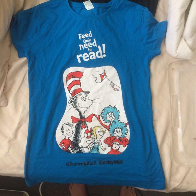 Dr Seuss T-shirt