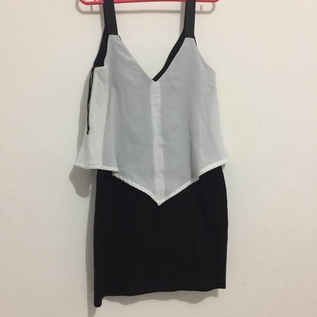 Dress Zara Ori Outlet