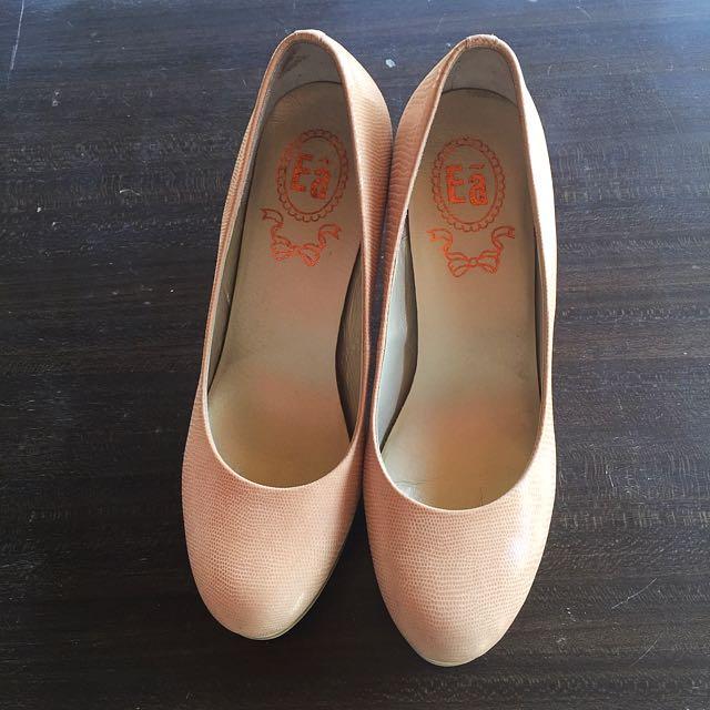 Ea高跟鞋