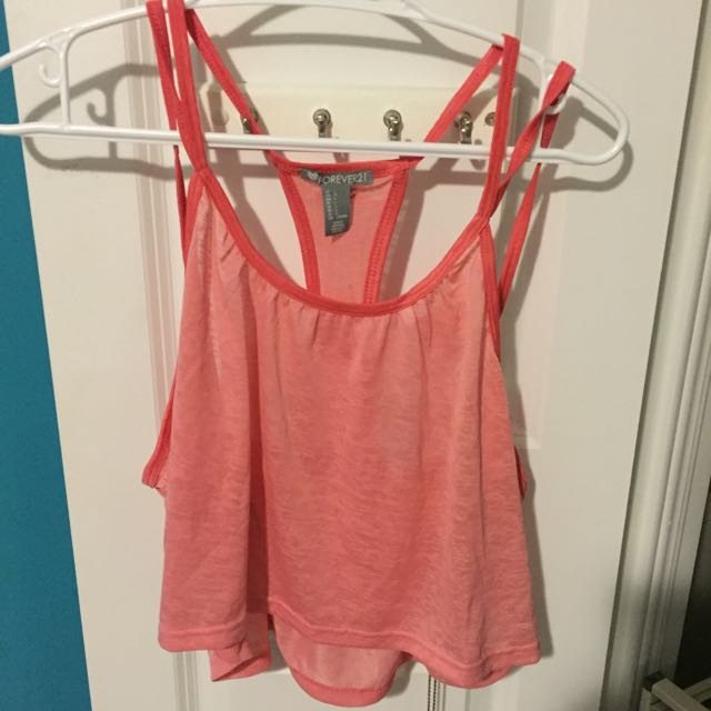 Forever 21 Workout Tank Top