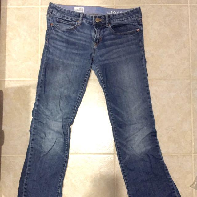 Gap Jeans Size 26