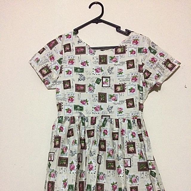 Grandma Funk Dress