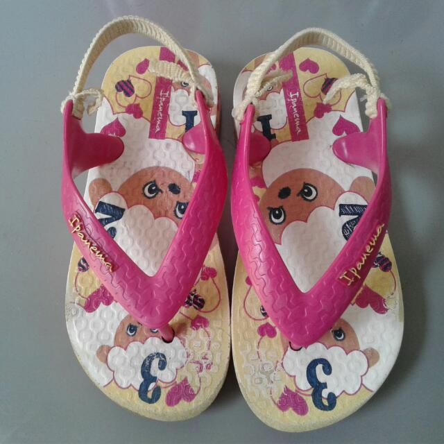 Ipanema Sandals (Preloved)