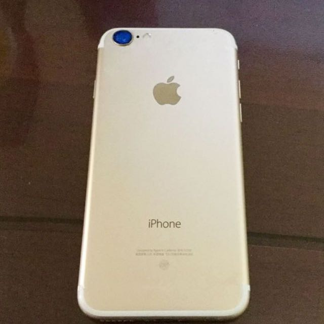 IPHONE 7 GOLD 128gb Locked To Rogers