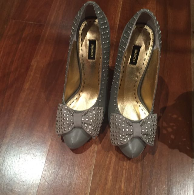 Ladies Mimco Leather Shoes