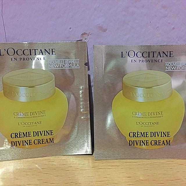 Loccitane Divine Cream