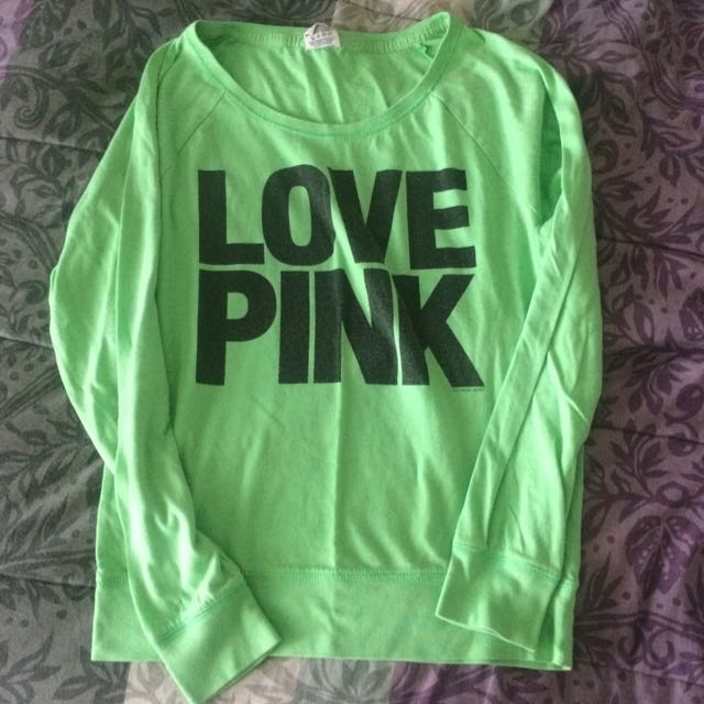 Love Pink XS Pullover Sweater