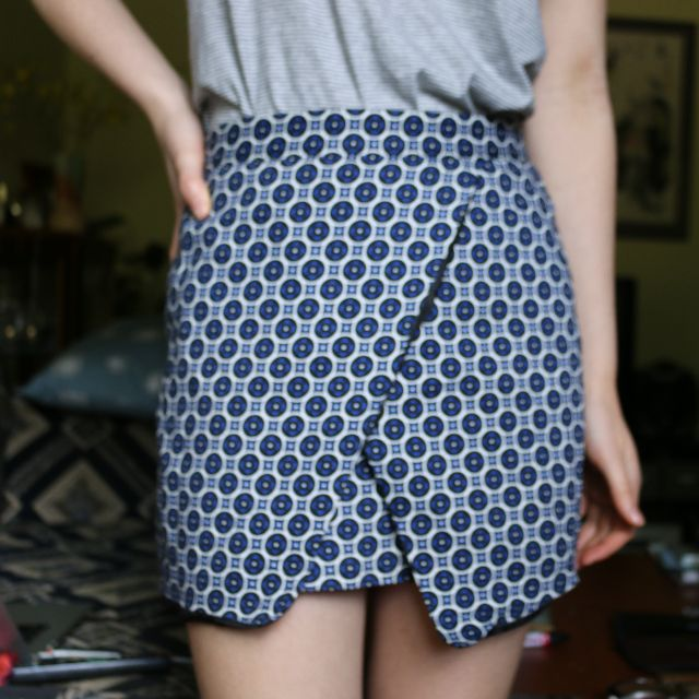 Lulu & Rose mini skirt