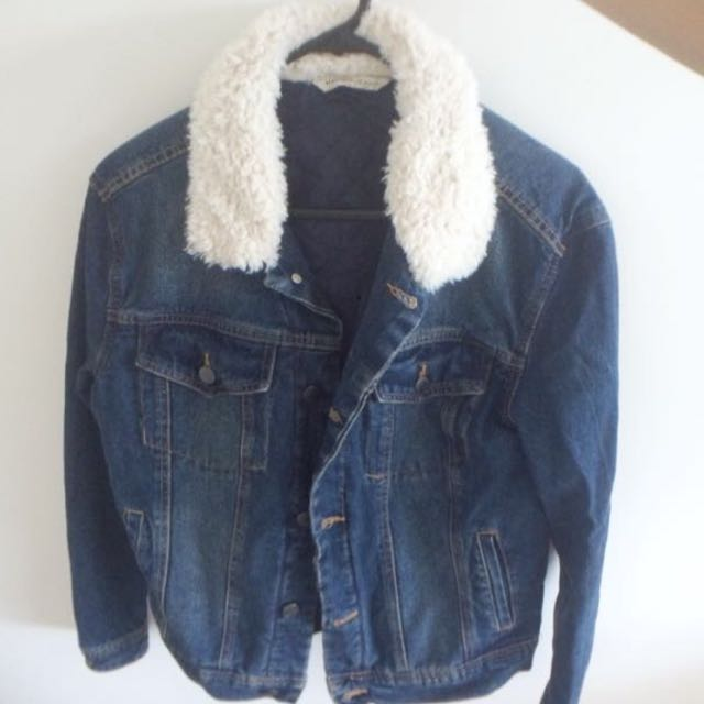 Mango Jeans Denim Jacket