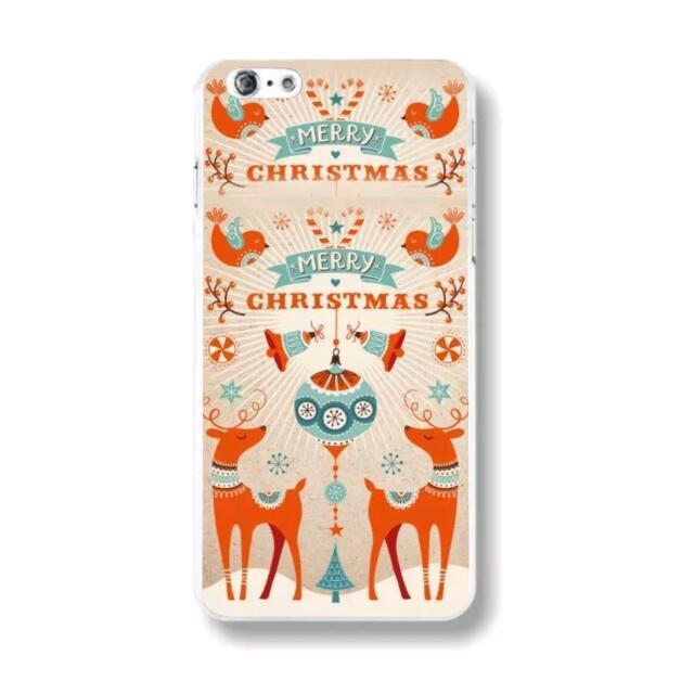 Merry Xmas iPhone case 5, 6