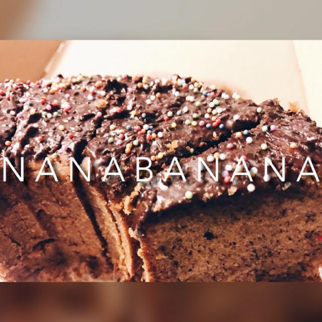 Ovo-Banana Cake