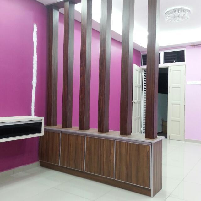 Pembuat Kabinet Dapur Almari Rak Kasut Dan Repair Home Furniture Others On Carou