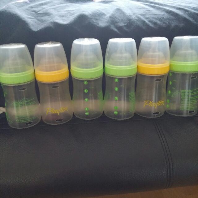 Playtex Drop In Bottles