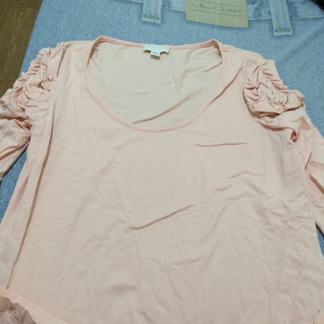 Plus Size Forever 21 3/4 Blouse