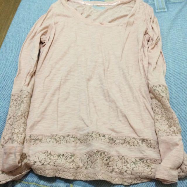 Plus Size Long Sleeve Sweater