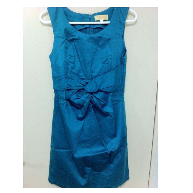 Preloved Georgeous Blue Dress Size M