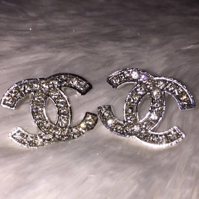 Replica Chanel Earrings Luxury Accessories On Carousell