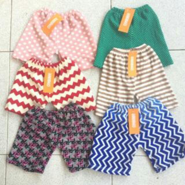 Short Pants / Celana Pendek Anak / Celana Gemes