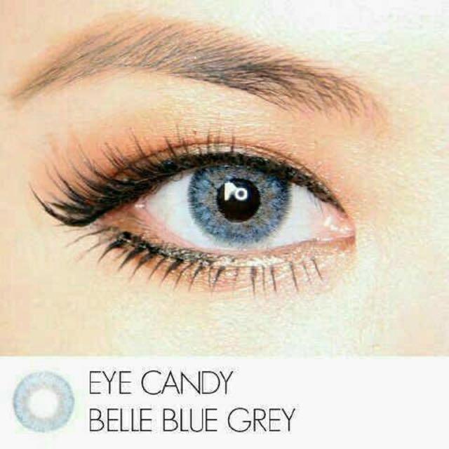 Softlen Candy Bulle Blue Grey