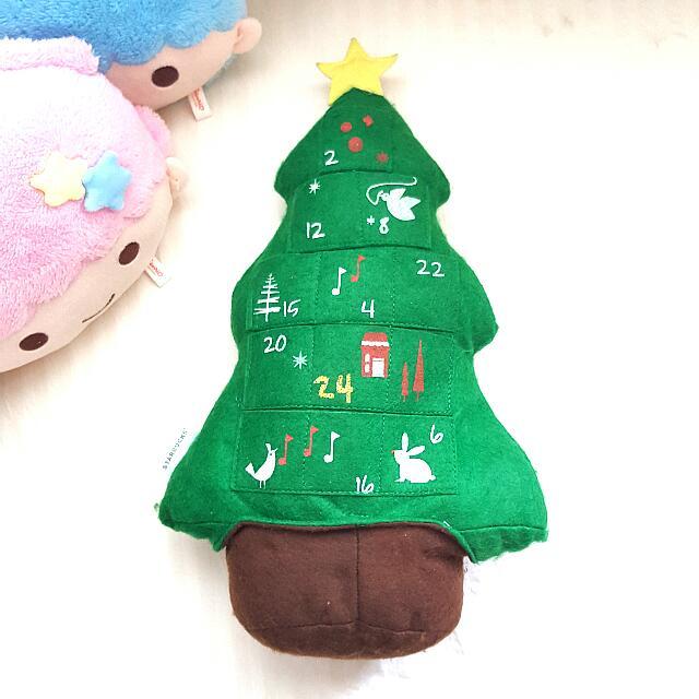 Starbucks X'mas 星巴克聖誕樹 玩具