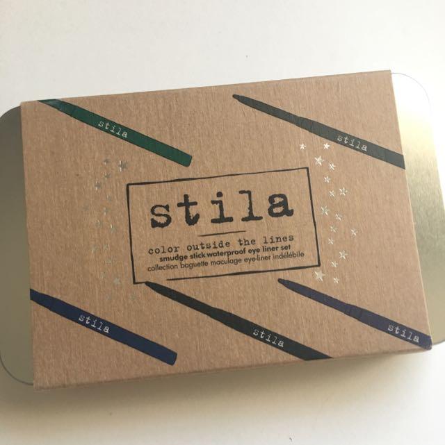 Stila Smudge Stick Set Of 5