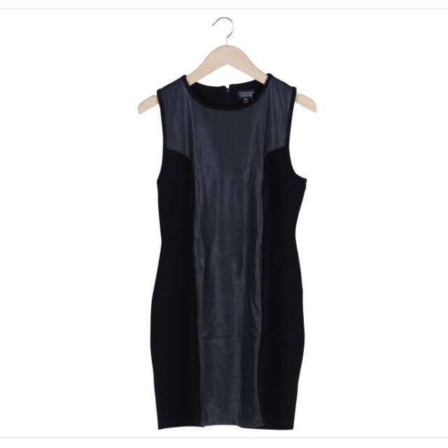 Top Show Black Dress