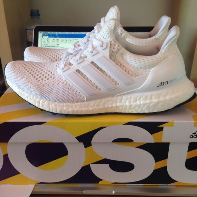 Triple White Ultraboost 1.0