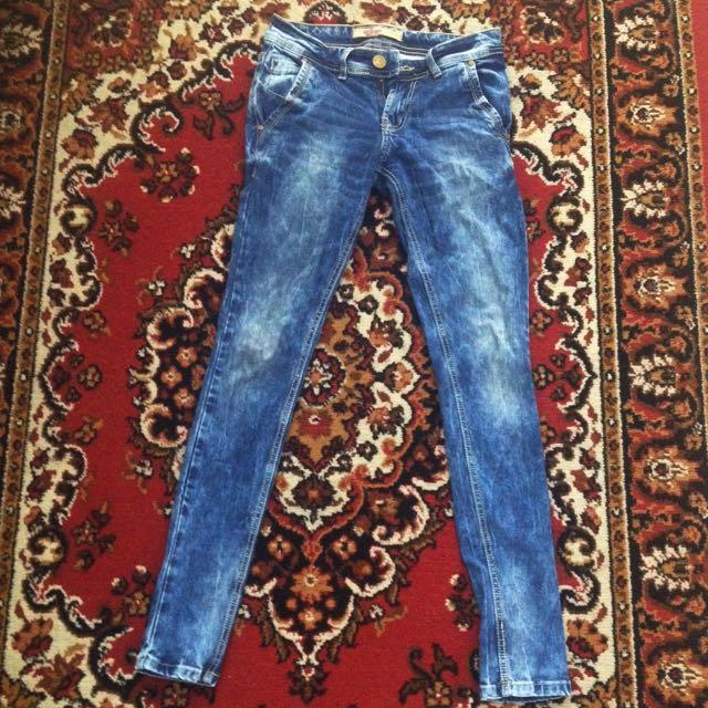 Up grade skinny jeans