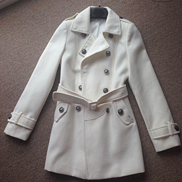 Valley Girl White Coat