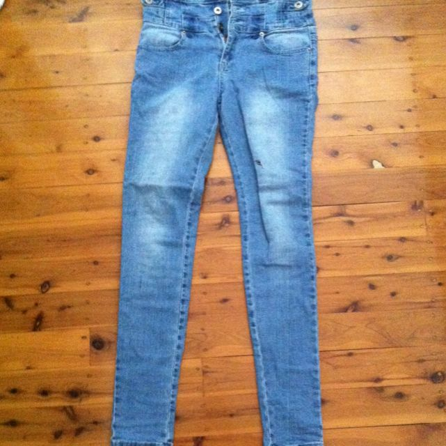 Wake Full Length Skinny Jean