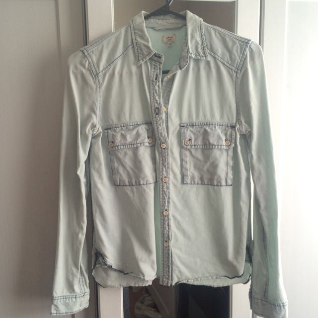 Wilfred Button Up Shirt