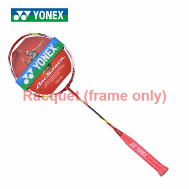 New 2017 Yonex Arcsaber 11 Arc11 Unstrung Badminton Racket 3ug5 100% Genuine Sporting Goods Tennis & Racquet Sports