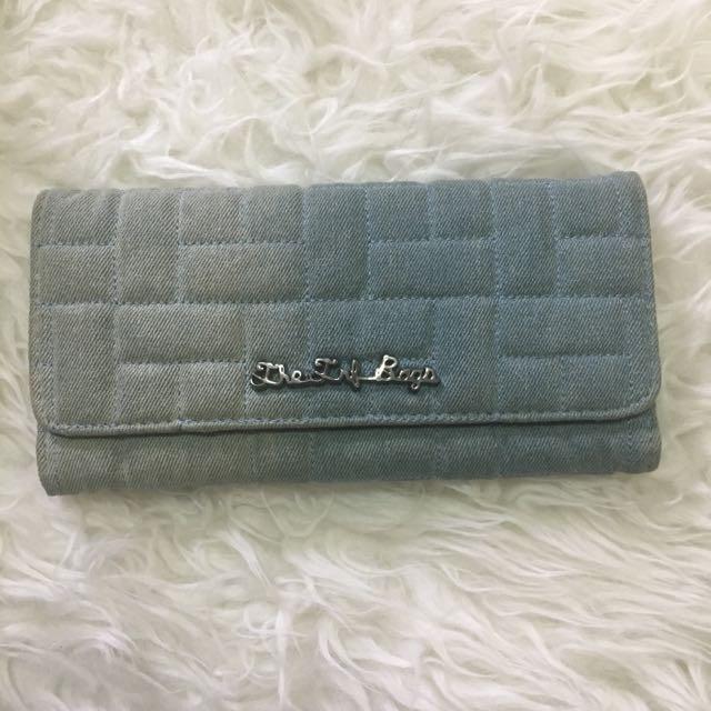Zara TRF Jeans Wallet