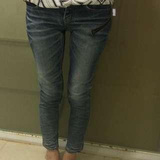 牛仔褲(25號)